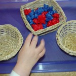 Sorting the Counting Bears