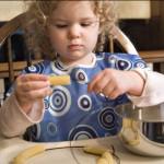 Stringing Penne Pasta