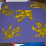 Making Hand Prints