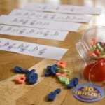 Introduction to Patterns with Mini-Erasers