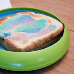 Rainbow Toast