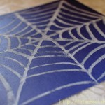Sugar Chalk Spider Webs