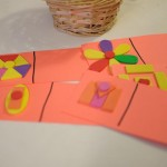 Foam Shape Puzzles