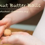 Cooking with Kids: Peanut Butter Balls