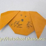 Origami for Kids: Simple Dog