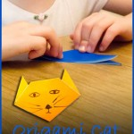 Origami for Kids: Simple Cat
